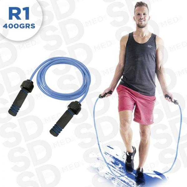 cuerda de salto con peso 1