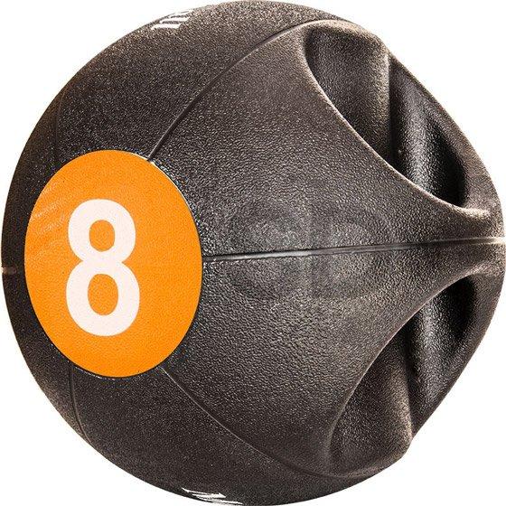 Balón Medicinal de Goma 8 Kg Doble Agarre – Crossfit – SD MED e28111cc3e19