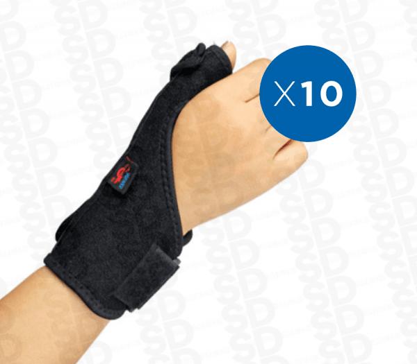 PACK 10x Inmovilizador para dedo pulgar ortopédico (AGOTADO). inmobilizador- pulgar 5aaf0b23b44d