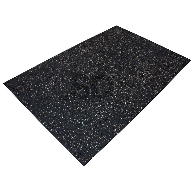 f9cc20a064a Piso de caucho alta densidad para gimnasio 100 x 100 cm x 15 mm x 15 kg – SD  MED