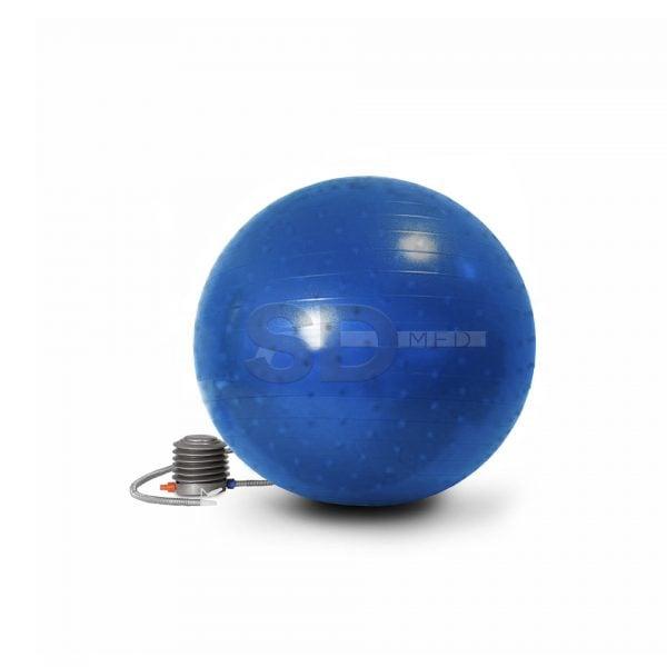 Balon erizo pelota pilates 65 cm + Inflador yoga – SD MED 67f6a2c704f0