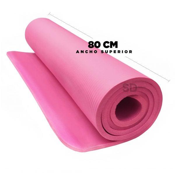 600576ea3ca Mat de Yoga 80 cm 1 cm Grosor – SD MED