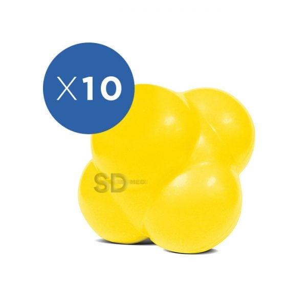 pack-pelota-reaccion-x10
