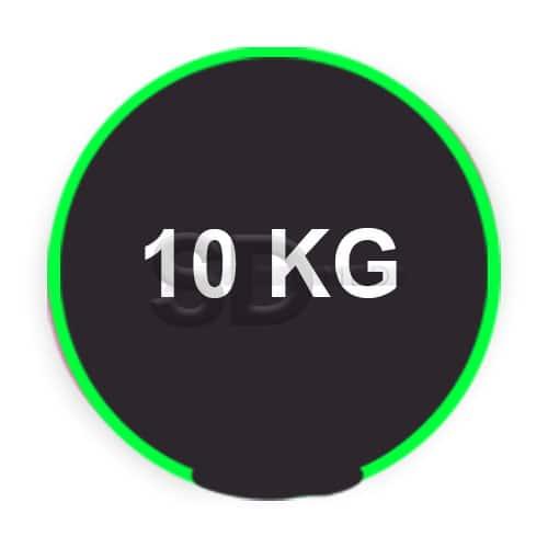 Sandbell Disco De Entrenamiento 10 Kg